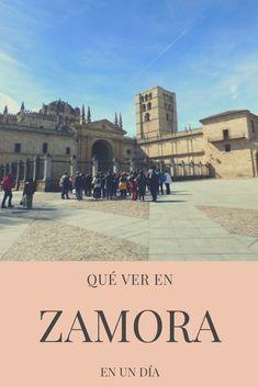 Completísima guía para planificar tu viaje a Zamora y alrededores Spain Travel, Portugal, Places To Visit, Louvre, Building, Tourist Map, Places To Travel, Survival Hacks, 12th Century