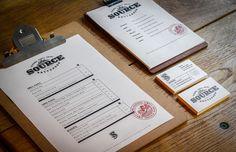 Restaurant Branding: 'Source' by Ginger Monkey