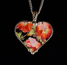 Broken China Jewelry Heart Pendant by dishfunctionldesigns on Etsy, Broken China Crafts, Broken China Jewelry, Heart Jewelry, Statement Jewelry, Broken Glass Art, Heart Pendant Necklace, Handcrafted Jewelry, Heart Shapes, Jewelry Ideas