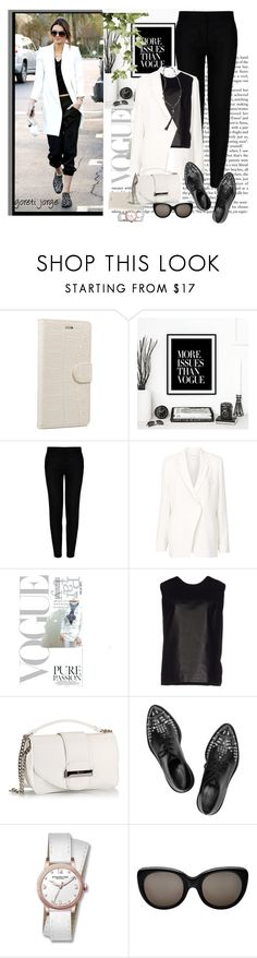 """""""Blazer"""" by goreti ❤ liked on Polyvore featuring STELLA McCARTNEY, Witchery, Alexander Wang, Alexander McQueen, Stührling, Victoria Beckham, Club Monaco and CelebrityStyle"""