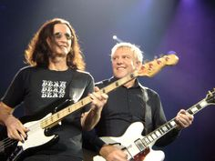 Rush Snakes & Arrows Tour Pictures