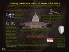 INDUSTRY INTERFERENCE IN US TOBACCO CONTROL POLICY