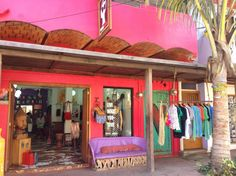 Pachamama in Sayulita, Mexico has a full on gypset vibe, owned by the Mignot sisters, Pacha Mama, 4B Calle Delfin, Sayulita Nayarit, Mexico 63732