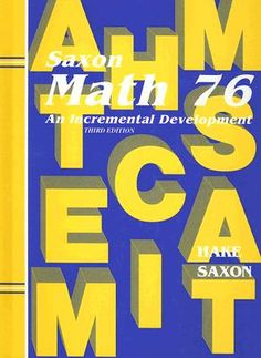 Author:Stephen Hake Saxon Math, Homeschool Books, Author, Writers