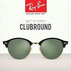 Rayban round se ha creado un nuevo estilo. Encuéntralas en nuestra web www.sunoptica.es y llévatelas con #ENVIOGRATIS. #sunoptica #gafas #sunglasses #gafasdesol #occhialidasole #sunnies #moda #tendencias #fashion #sunnies #sunnieseyewear #shades #style #rayban #raybanround