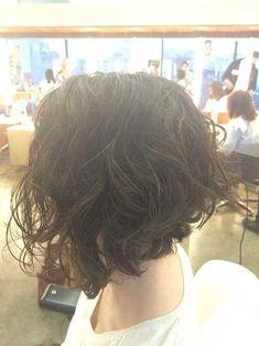 Vista posterior do Bob Corte de cabelo para Cabelos Cacheados - http://bompenteados.com/2017/12/08/vista-posterior-do-bob-corte-de-cabelo-para-cabelos-cacheados