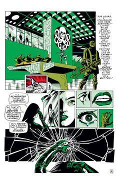 Captain America #113(Marvel Comics - May 1969)  Writer/Illustrator: Jim Steranko