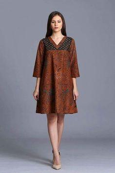 22 Best Tunik Batik Images Batik Fashion Batik Dress