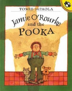 Jamie O'Rourke & the Pooka