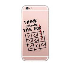 Think Outside iPhone Case