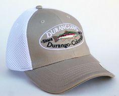 dd2e19e05ad83 Duranglers Logo Flex Fit Trucker Cap. Fly Fishing ...