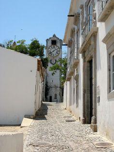 Igreja de Santa Maria, Tavira, Algarve
