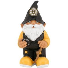 Boston Bruins gnome. We actually already have this! Got it at 5 Below last year