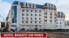 Hotel barato em Paris