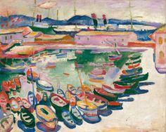 Henri Matisse, Open Window, Collioure.