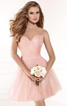 Online Short Pink Tailor Made Cocktail Prom Dress (LFNBG0001) http ...