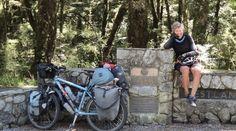 Dorothee Fleck: 2ª vuelta al mundo en bicicleta   mujeresviajeras.com