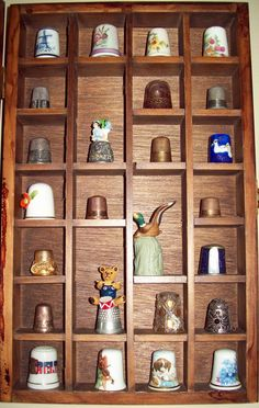 Pictures of thimbles | would like a little thimble tattoo in ...
