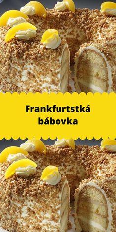Frankfurtstká bábovka Vegetables, Food, Hoods, Vegetable Recipes, Meals, Veggies
