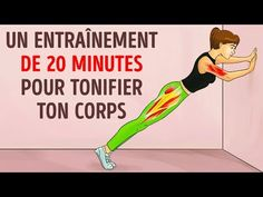 8 Simple Exercises To Get A Perfectly Slim Body In 30 Days - Ab Workout & Fitness Home Exercise Program, Home Exercise Routines, Do Exercise, Workout Programs, Toning Workouts, Pilates Workout, Pilates Mat, Pilates Videos, Fitness Goals