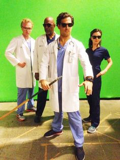 Shared via Shutterfly for iPhone. Greys Anatomy Set, Greys Anatomy Actors, Greys Anatomy Funny, Caterina Scorsone, Justin Chambers, Casting Pics, Dark And Twisty, Patrick Dempsey, Great Tv Shows