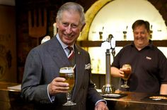 That time a teenage Prince Charles ordered a brandy