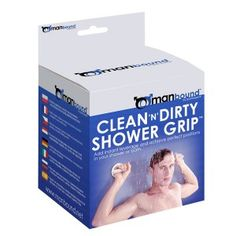 Clean And Dirty Shower Grip Male On Male, Personal Care, Cleaning, Shower, Larger, Image, Rain Shower Heads, Self Care, Personal Hygiene