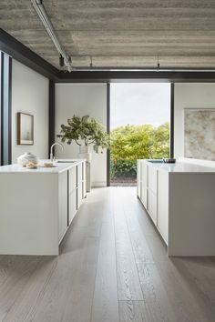 Basic Kitchen, New Homes, Interior Design, Wood, Frame, House, Kitchens, Nest Design, Picture Frame