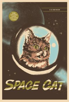"""Lil BUB Visits Earth!"" by Jessica Deahl 