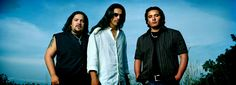 Los Lonely Boys are brothers playing music in the tradition of SRV. Love these guys!