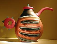 John Miller Ribcage teapot