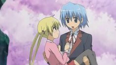 hayate the combat butler!♡ -too cuteeeee ahhhhhh super cuteeeeeee. I can't with animes. they're everything I don't have omg relatable. haha I really want to go to Tokyo like fr.