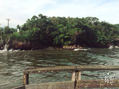 #praia