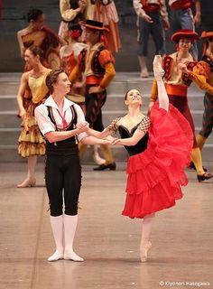Alina Cojocaru and Vadim Muntagirov