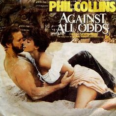 """Phil Collins - Against All Odds (Take A Look At Me Now) (Vinyl 7"""") 1984 Portugal"""