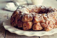 French Toast Monkey Bread www.dineanddish.net