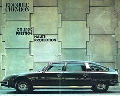 Citroen CX Prestige LWB Series 1 - 1974-85