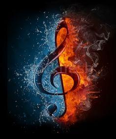 Água,Musica e Fogo