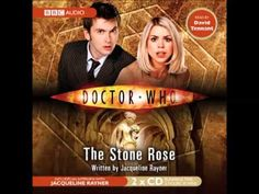 #DoctorWho: The Stone Rose. Read by David Tennant. This is brilliant! David is so talented. Pin now, listen later.
