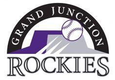 Grand Junction Rockies, (Grand Junction, Colorado), Stadium: Suplizio Field #GrandJunctionRockies #GrandJunctionColorado #PioneerLeague (L5217)