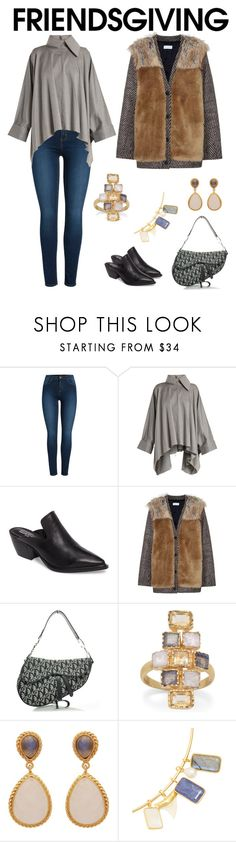 """""""Gather 'Round: Friendsgiving"""" by karen-galves on Polyvore featuring Pieces, Marques'Almeida, Sbicca, Dries Van Noten, Christian Dior, BillyTheTree, Carousel Jewels, Theodora Warre and friendsgiving"""