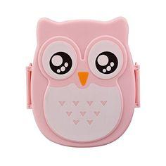 DDLBiz® bambini ragazzo ragazza gufo pranzo scatola contenitore di alimento box di stoccaggio bento box portatile (rosa) DDLBiz http://www.amazon.it/dp/B0157NR0H0/ref=cm_sw_r_pi_dp_Gsu0wb1R75KB2