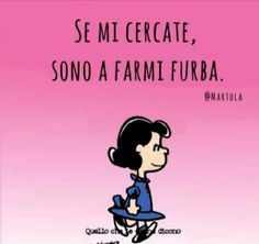 Motivational Quotes For Life, Life Quotes, Lucy Van Pelt, Italian Humor, Funny Pins, Emoticon, Vignettes, Growing Up, Minnie Mouse
