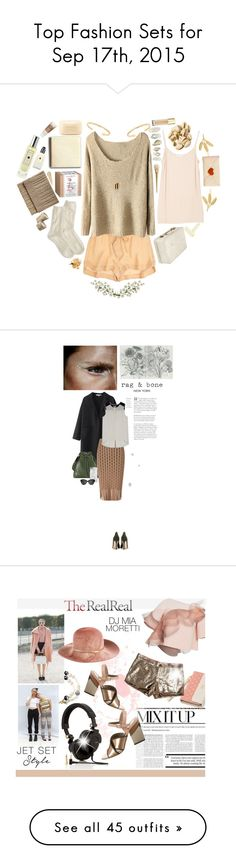 """""""Top Fashion Sets for Sep 17th, 2015"""" by polyvore ❤ liked on Polyvore featuring Serena & Lily, American Eagle Outfitters, Carol's Daughter, Jo Malone, Tom Ford, Dauphines of New York, Joie, Eos, A.L.C. and Lazy Susan"""