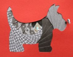 Iris folding- I just learned how to do this today! I love it!!!