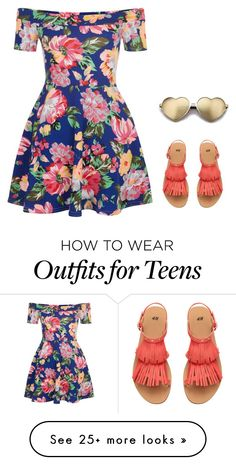 """Untitled #316"" by rainbowcat411 on Polyvore featuring New Look and Wildfox"