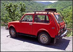 my favorite car! i <3 lada niva