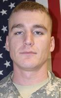 Army Spc. Patrick L. Lay II  Died August 11, 2011 Serving During Operation Enduring Freedom  21, of Fletcher, N.C.; assigned to 1st Battalion, 32nd Infantry Regiment, 3rd Brigade Combat Team, 10th Mountain Division, Fort Drum, N.Y.; died Aug. 11 in Kandahar province, Afghanistan, of injuries sustained when an improvised explosive device detonated near his vehicle.