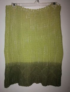 O'NEILL Women's Cotton Stretch Knit Skirt Size Small