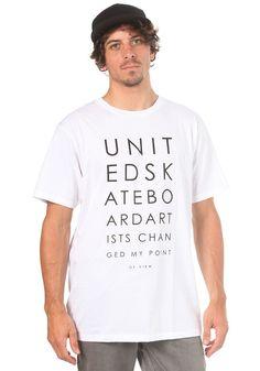 #planetsports #unitedskateboardartists #tshirt